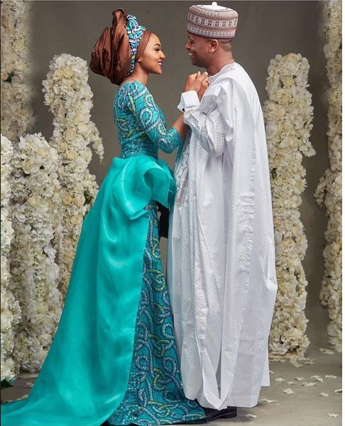 "New PHOTOS & Videos of Zahra Buhari, Ahmed Indimi's ""LOW ..."