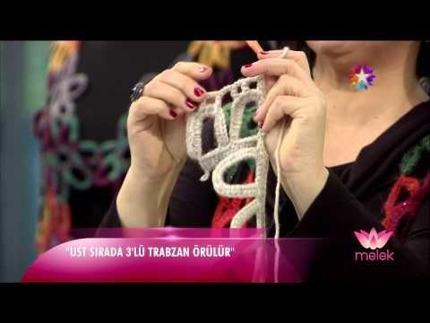 ✿ ❤ Tülin İriş -  yelek ve şal  modelleri (star tv - melek programı) 13 KASIM 2014