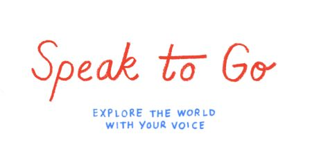 """Speak to Go is a new Google WebVR experiment. Speak to Go lets you explore the world in virtual reality by just speaking the name of a place. Speak into Speak to Go and you'll be shown Street View imagery of that place. For example I spoke the word """"Maine"""" and I was quickly taken to Acadia National Park in Maine. Had I been more specific and said """"Portland Maine"""" I would have seen imagery of Portland.Speak to Go is designed to be used with phones inside of virtual reality headsets. However…"""