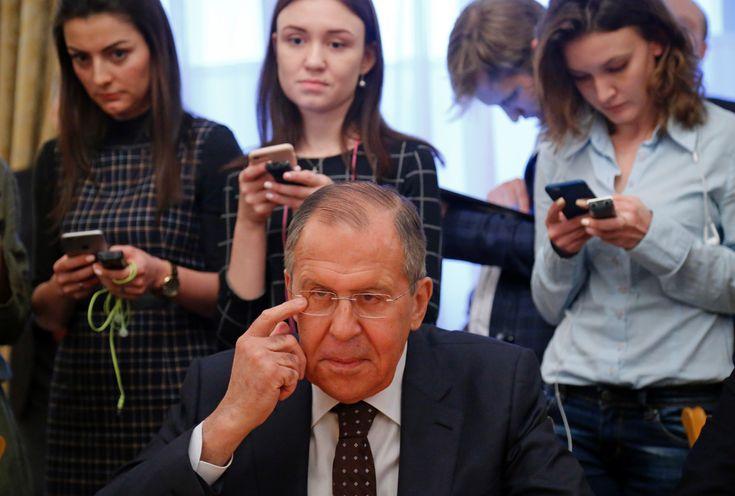 The Latest Russia Threatens To Retaliate Against Uk Media Russia Later Media