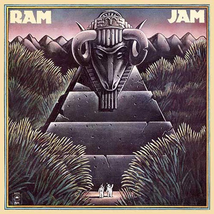 Ram Jam, Ram Jam, okładka Stanisław Zagórski