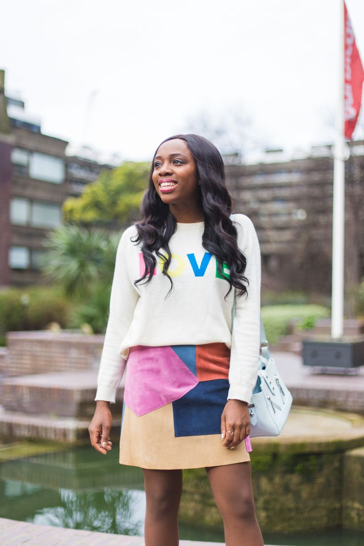 How I Style: Spring Knitwear - I Want You To Know