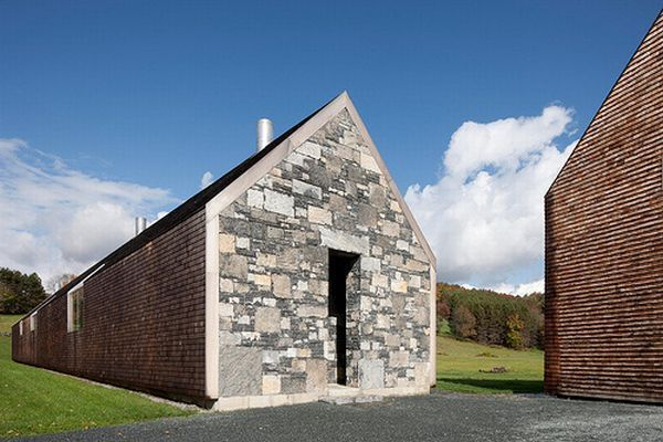 Rick Joy Architects, the Woodstock Farm is located in a fabulous location n Vermont, USA woodstock-farm-3