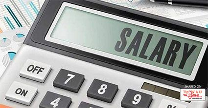 YOU MUST RECEIVE ANNUAL LEAVE SALARY BEFORE YOUR LEAVE BEGINS