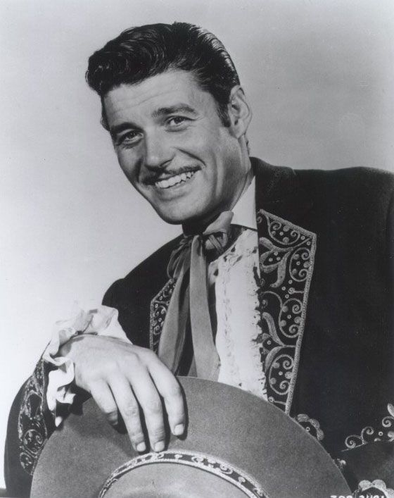 Oh, my!  Guy Williams a.k.a. Zorro he was a hot looking man id love to have met!