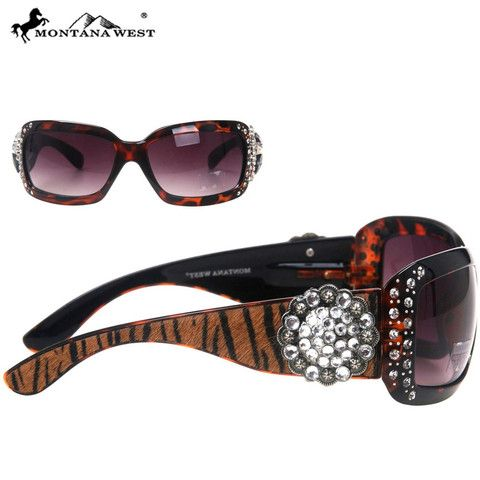 SUNGLASS - BK/CL (FMSGS-2503BK)  See more at http://www.montanawest.ca/collections/sunglasses