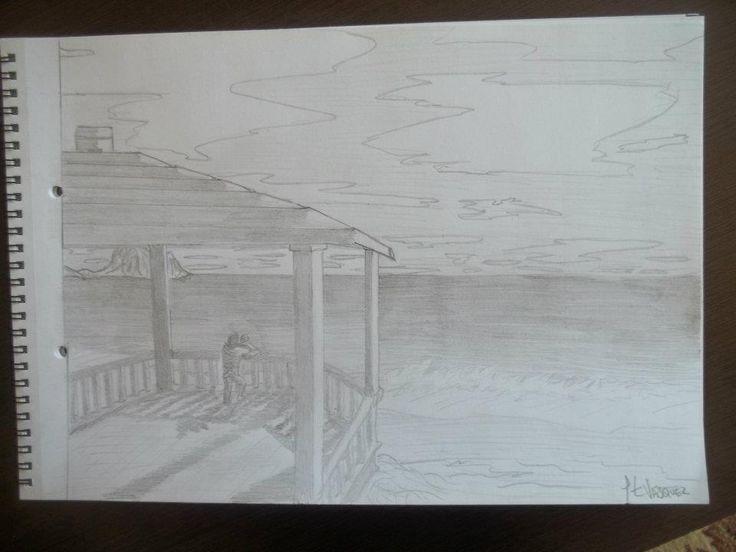 playa zarautz...