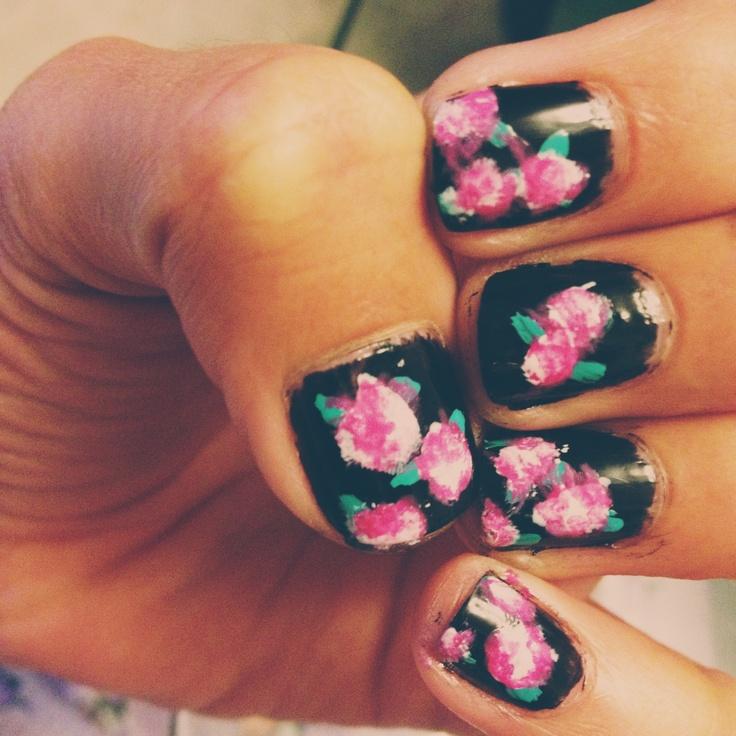 Flowers - hechas por mí