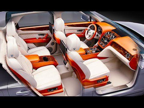 Bentley Bentayga INTERIOR Bentley SUV 2016 INTERIOR Commercial Bentley M...