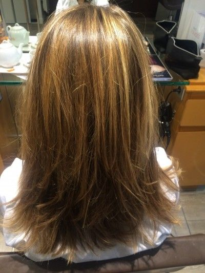 Balayage californien