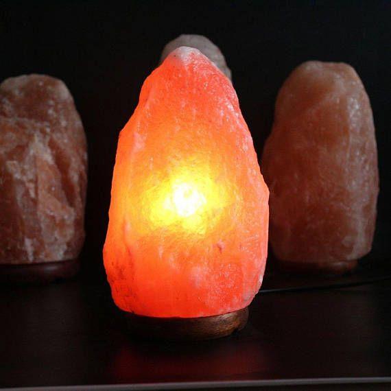 Himalayan Salt Lamp 1 5 2kg Salt Lamp 15w Bulb And Uk Plug Rock Lamp Night Light Salt And Light