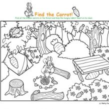47 Puzzles: Connect the Dots, Hidden Picture, Find the Difference