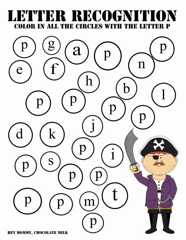 Worksheet For Kindergarten Letter P Bogstaver Undervisning Billedkunst Letter pp worksheets