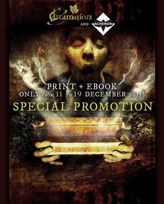 Promotion  PRINT + E-book  by  Diramazioni on etsy