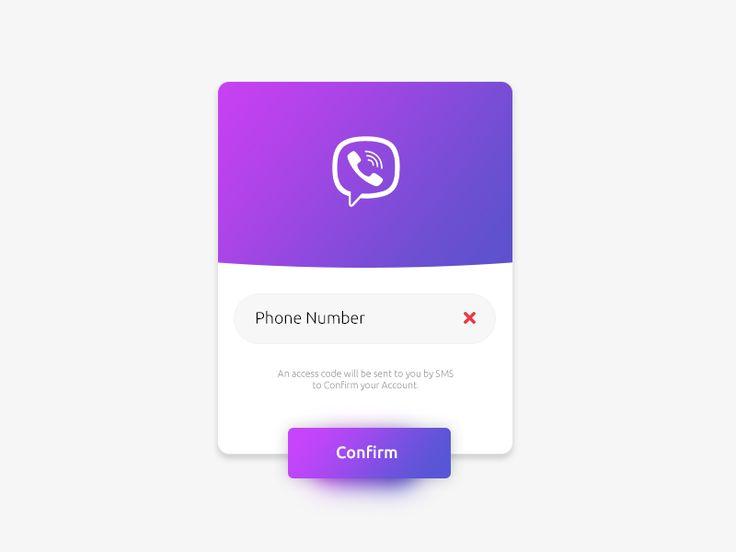 Day 030 - Viber Account Verification  by Ayoub kada