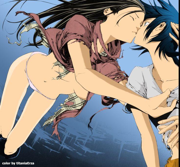 Kazu airgear hentai manga