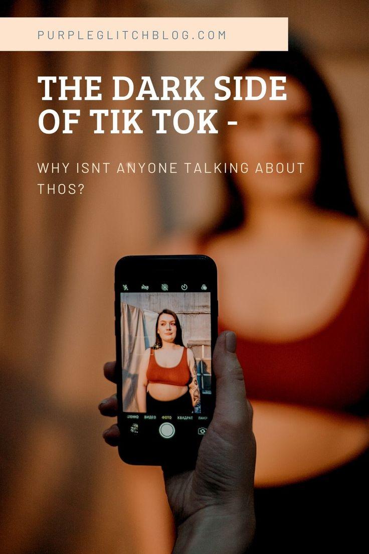 The Dark Side Of Tik Tok in 2020 Tik tok, Be like meme, Tok