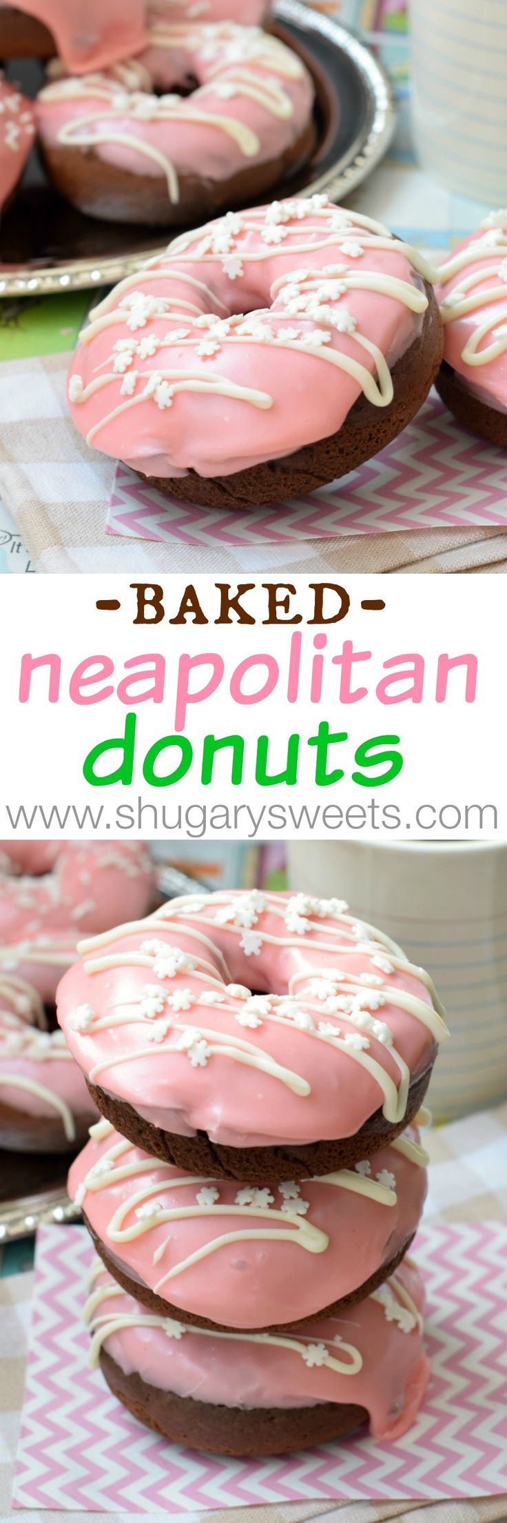 385 best Donuts images on Pinterest | Petit fours, Biscuit and Breakfast