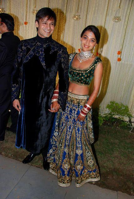 Bollywood, Tollywood & Más: Vivek Oberoi & Priyanka Alva Recepcion Wedding