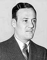 Clyde Tolson - J. Edgar Hoover's officially undisclosed long-time partner. He & J. Edgar lived in houses next door to each other and he was J. Edgar's sole beneficiary of his entire estate including his life insurance. Undisclosed, my foot!