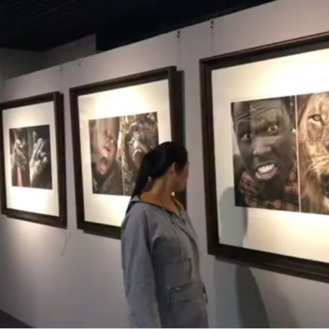 Serious Outrage as Chinese Museum Displays Pictures Of Africans Beside Wild Animals (Video) http://ift.tt/2xvvR5o