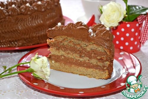 """Торт """"Шокко-Мокко"""" - Это не торт, это-мечта!. Обсуждение на LiveInternet - Российский Сервис Онлайн-Дневников"""