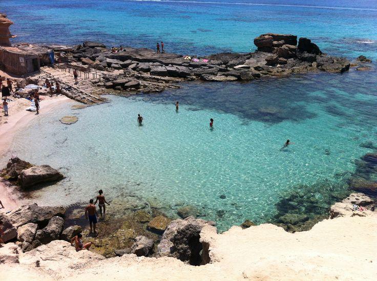 Cala del muertos - Formentera