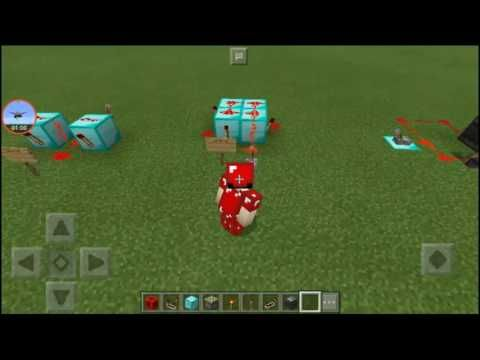 Minecraft PE: 5 Redstone Clocks You Might Know. - YouTube