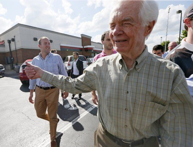 Thad Cochran runs in Mississippi as king of corporate welfare
