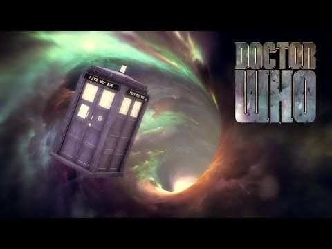 Doctor Who - Series 8 Title Sequence (Whovians Really Know How to Express Themselves!)