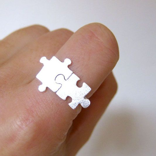 Puzzle Ring 4 Autism-50%Sales go to Autism Society