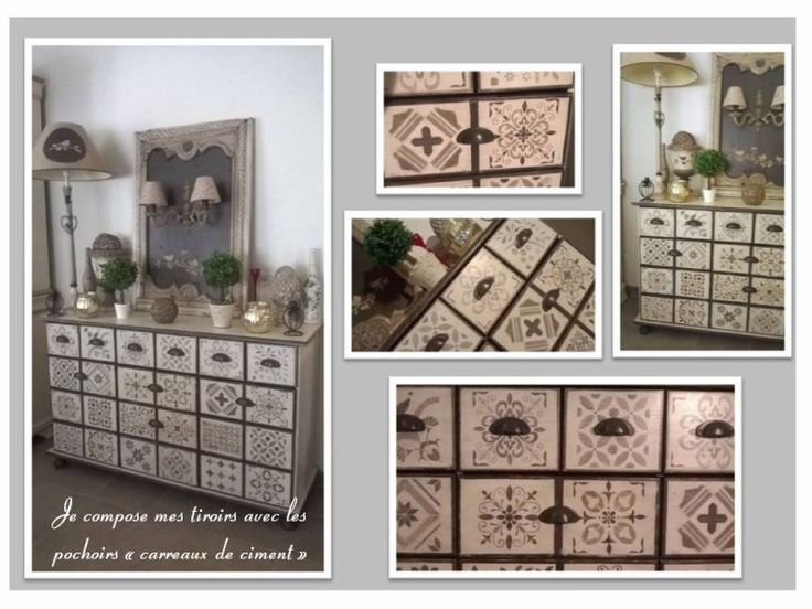2801 best Restauration de meubles images on Pinterest Painted