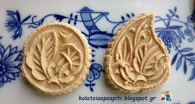 Κολατσιό από σπίτι !!: Πόλβορον: βουτυρένια μπισκότα  χωρίς ψήσιμο με τέσ...