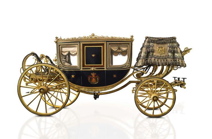 Berlina di gran gala dorata (1878)