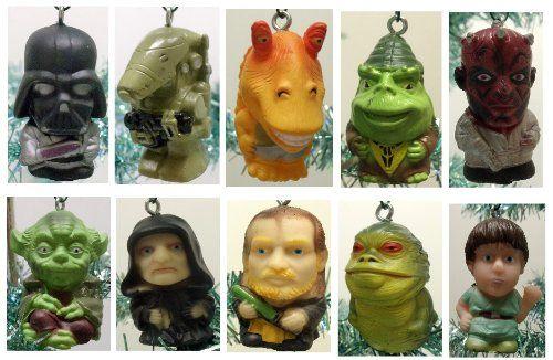 Star Wars Christmas Tree Decorations