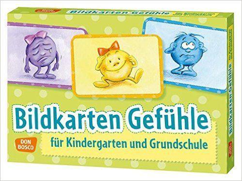 Bildkarten Gefühle. für Kindergarten und Grundschule Bildkarten für Kindergarten, Schule und Gemeinde: Amazon.de: Monika Bücken-Schaal: Bücher