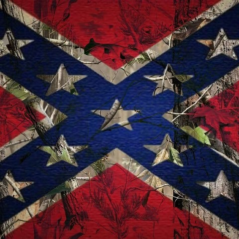 Dixie  I never associated this flag with race ,  it was a symbol of the South and pride.