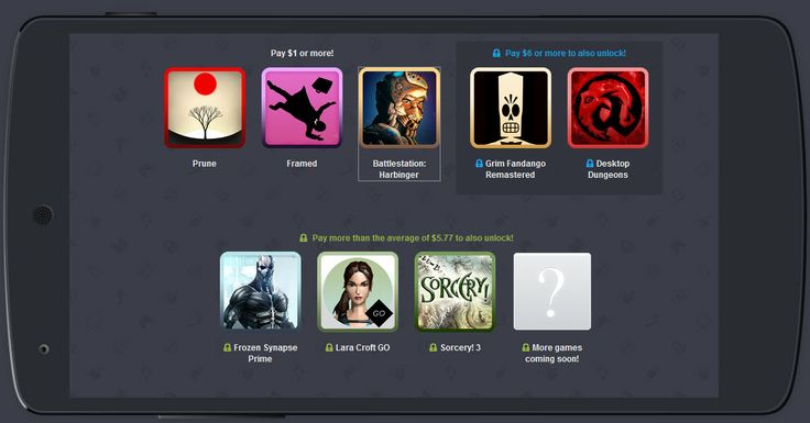 Get Humble Mobile Bundle 17 Now! - http://mobilephoneadvise.com/get-humble-mobile-bundle-17-now