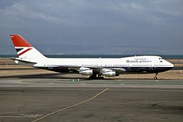 """British Airways Flight 9 - Wikipedia, the free encyclopedia // """"The aircraft flew into a cloud of volcanic ash thrown up by the eruption of Mount Galunggung (approximately 180 kilometres (110 mi) south-east of Jakarta, Indonesia), resulting in the failure of all four engines."""""""