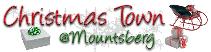 Christmas Town with Santa:  Mountsberg