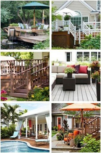 Create The Perfect New Deck For Your Home With The Help Of The Free