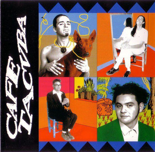 Café Tacvba* - Café Tacuba at Discogs