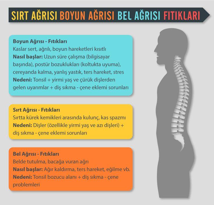 Boyun ağrısı, sırt, bel ağrısı, fıtıkları Gökmen Yaklaşımı ile tedavi edilir. Nedenleri bulunarak etkin tedavi sağlanır. Uzun vade koruyucu etki de vardır.
