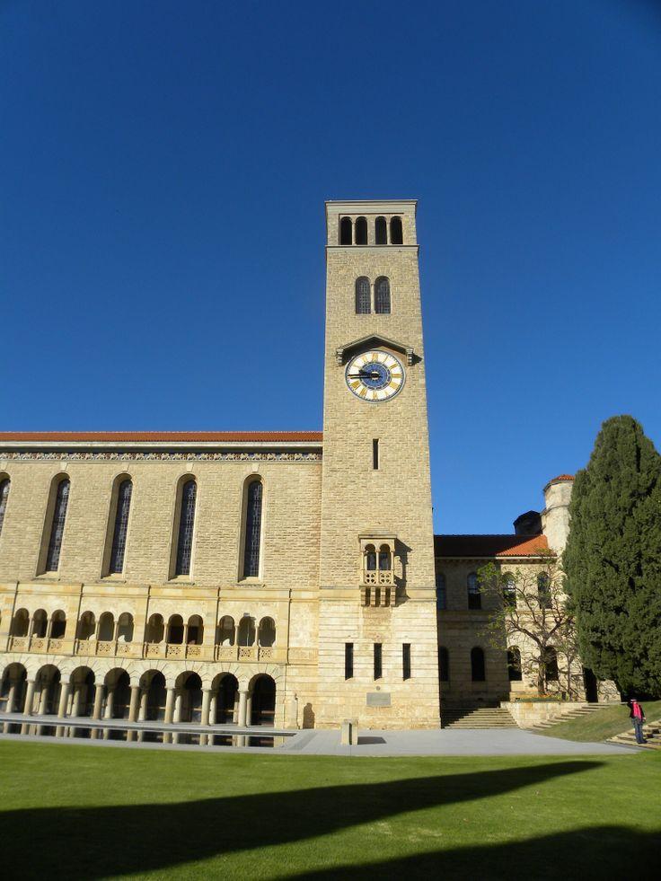 University of western australia ( UWA)