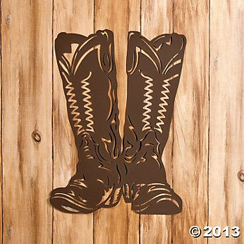 Cowboy Boots SilhouetteBoots Silhouettes, Cowboy Boots, Country Parties, Cowboy Silhouettes, Parties Ideas, Cowboycowgirl Parties, Cowboy Stuff, Baby Stuff, House Decor