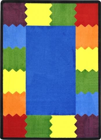 Block Party ™ - Classroom Carpets | Learner Supply