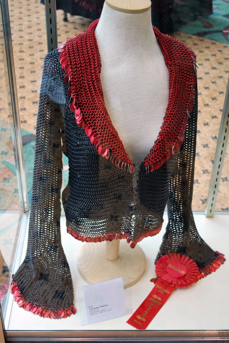 227 best chainmaille clothing belts bags images on pinterest some cool larger scale projects bankloansurffo Image collections