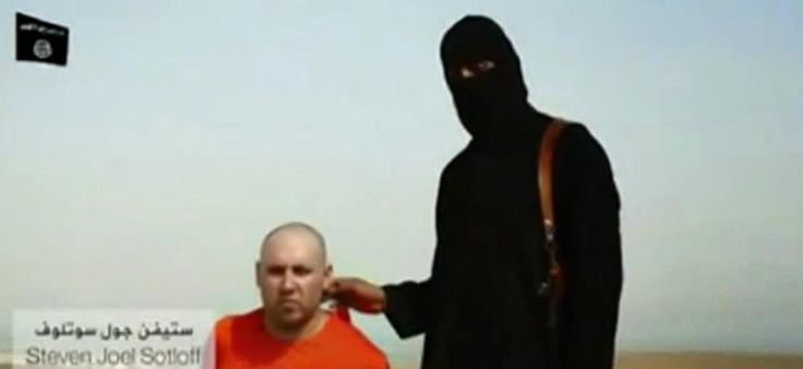 "BUSTED - Did ""Beheaded"" Journalist Steven Sotloff Have Links To Mossad & CIA? ~ HellasFrappe"