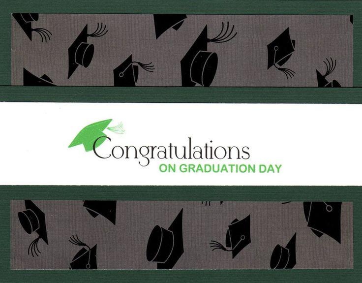 Miriam's Designs Handmade Greeting Card Congratulations on Graduation Day #MiriamsDesigns #MiriamsCards #mkj102 #handmade #graduation #classof2017