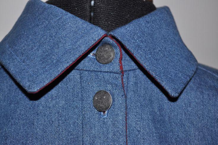 Denim blouse #MG